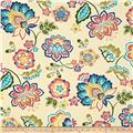 Tempo Indoor/Outdoor Fun Floral Natural/ Multi