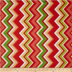 Michael Miller Chevy Chevron Citrus Fabric