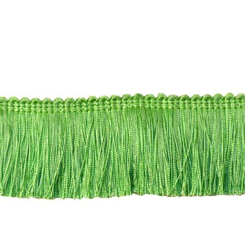 Expo 2'' Brush Fringe Key Lime