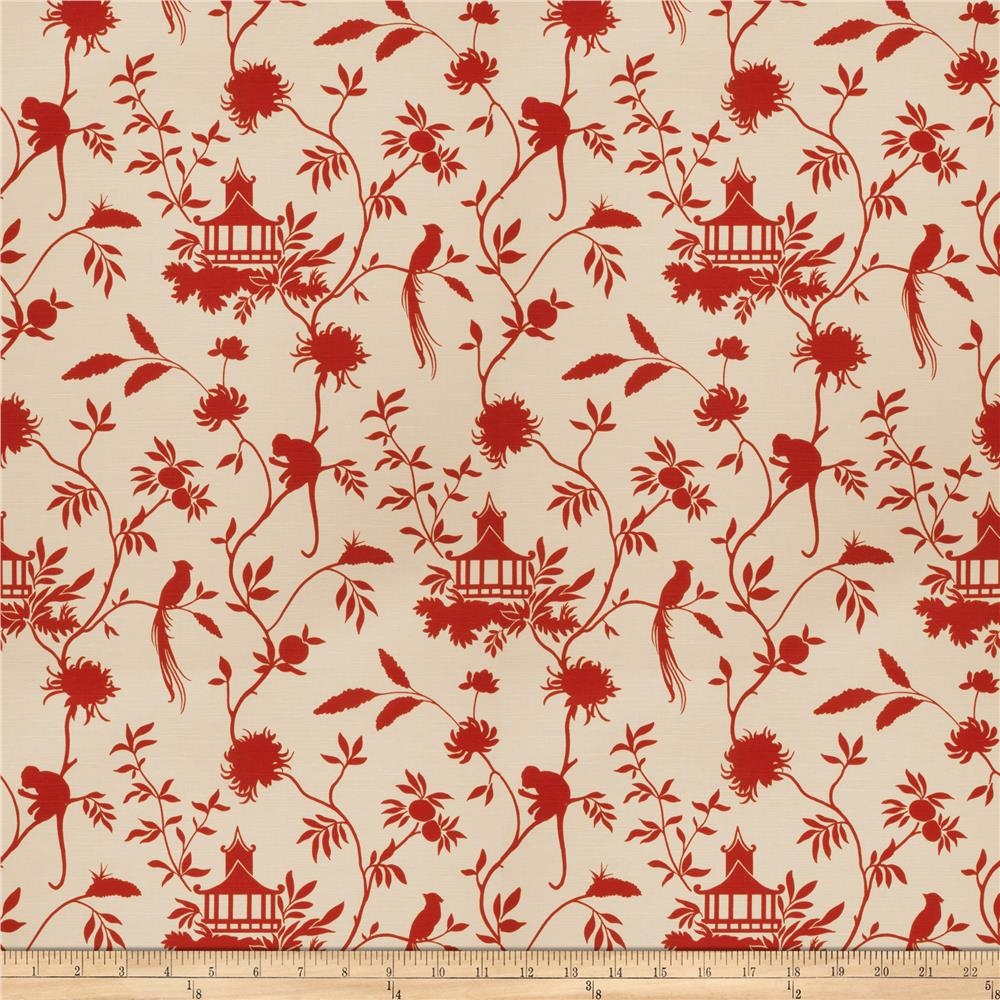 Vern Yip 03364 Duck Red