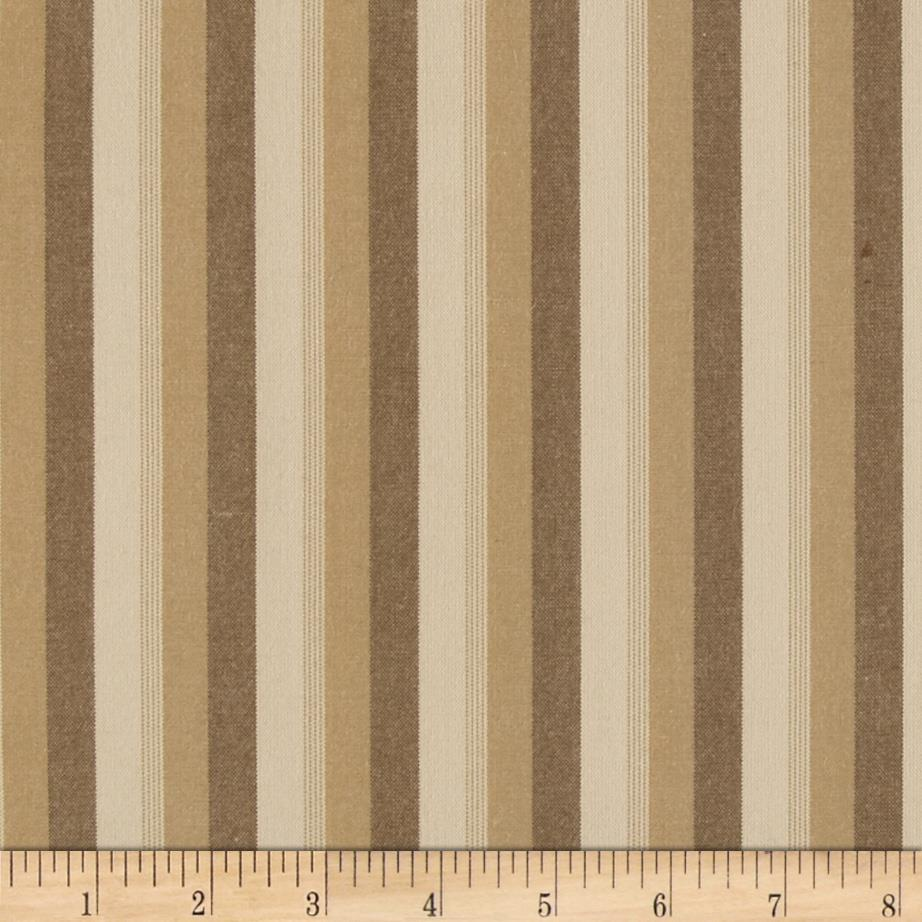 Kaufman Classic Threads Large Stripe Natural