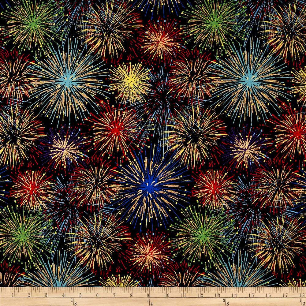 It S My Party Metallic Fireworks Rainbow Gold Discount