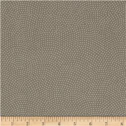 Timeless Treasures Dream Dots Taupe