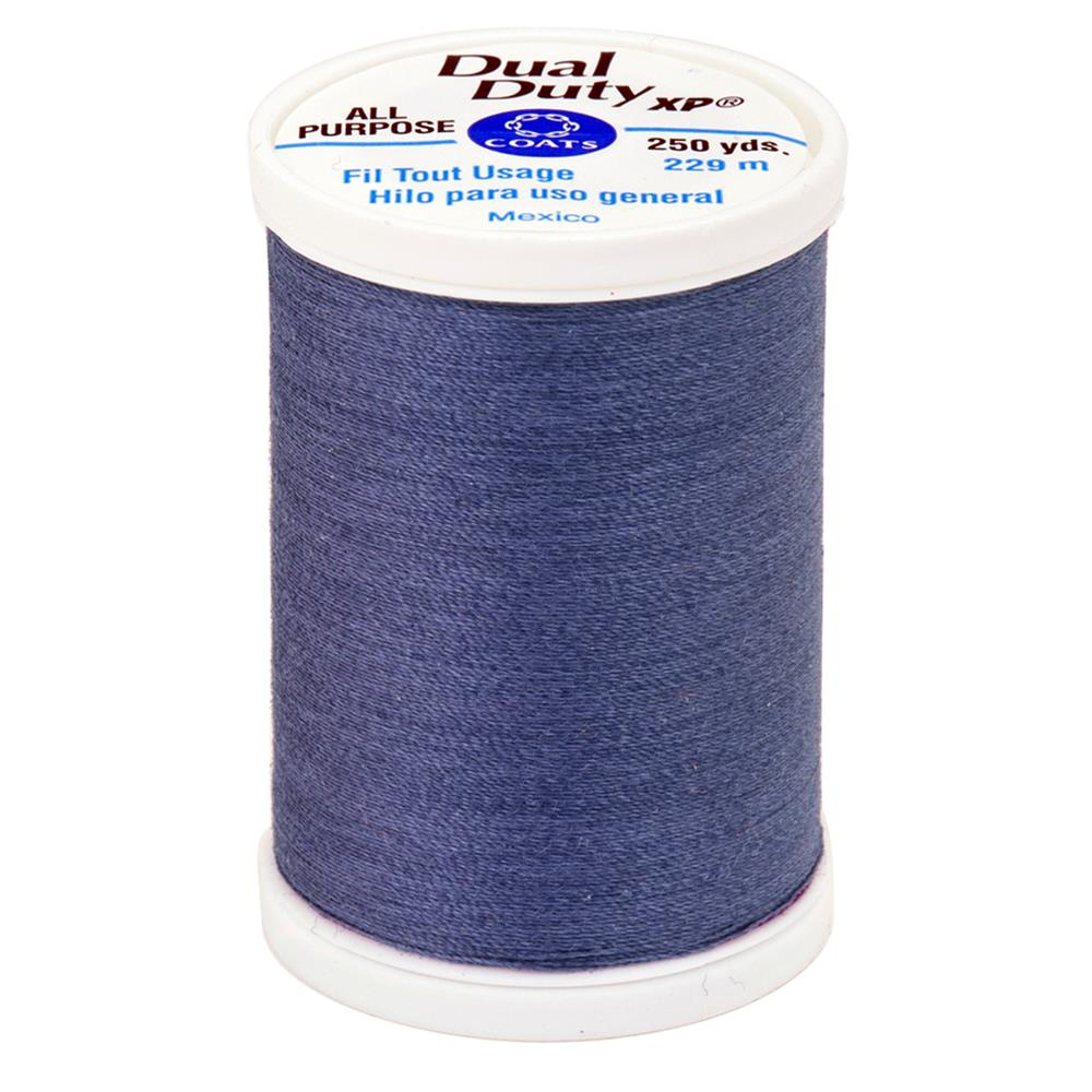 Coats & Clark Dual Duty XP 250yd Vintage Purple