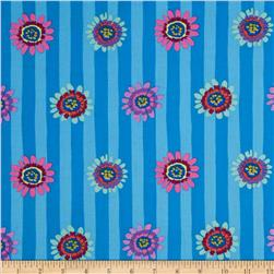 Kaffe Fassett Collective Regency Blue