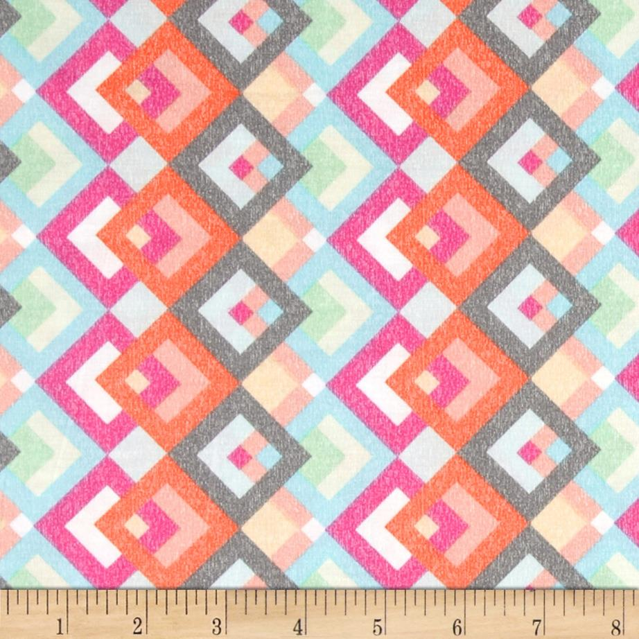 Abstract geometric quilting fabric discount designer for Quilting material