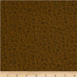 Fuzzy Duckling Animal Toile Brown/Black