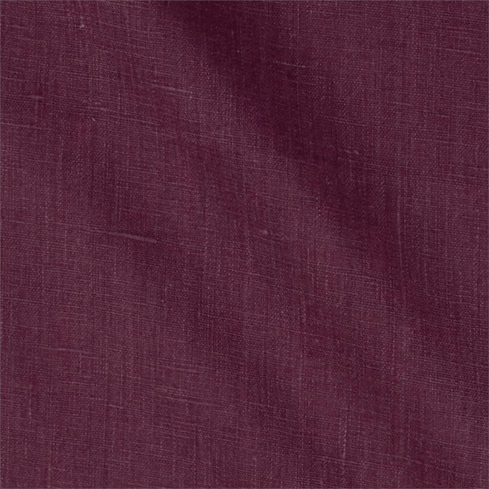 Purple linen for Apparel fabric