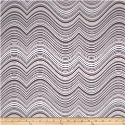 Robert Kaufman Vantage Point Contour Stripe Earth