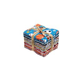 Riley Blake Play Ball 2 Fat Quarter Bundle
