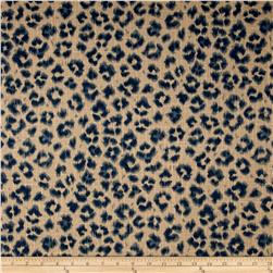 Jaclyn Smith Animal Print Blend Heritage Fabric