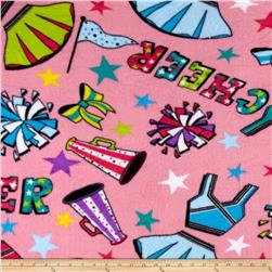 Simply Cheer Spirit Fleece Pink