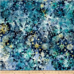 Timeless Treasures Tonga Batiks Lakeshore Watermark Cascade