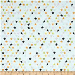 Riley Blake Halloween Magic Halloween Stars Multi