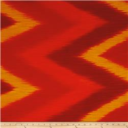 Timeless Treasures Ikat Fire