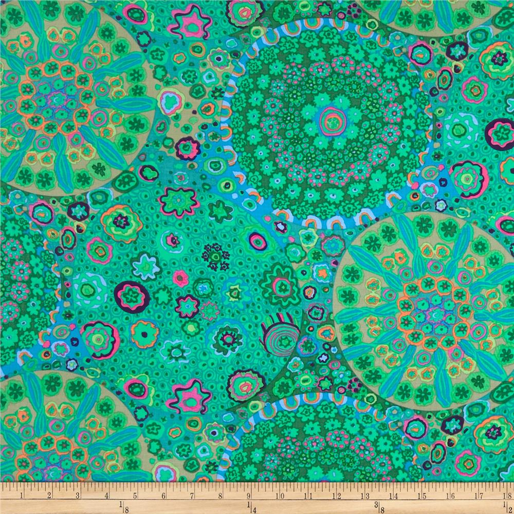 Kaffe Fassett Collective Meadow Millefiore Jade