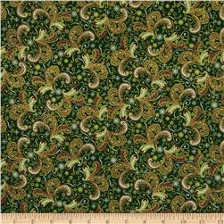 Tis The Season Paisley Green
