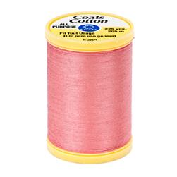 Coats & Clark General Purpose Cotton 225 yd. Almond Pink