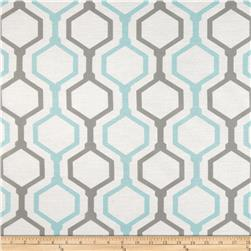 RCA Geometric Sheers Peaceful Fabric