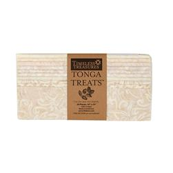 "Timeless Treasures Tonga Batik Cloud 10"" Squares Half Pack"