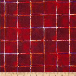 Meadowlark Grid Rust