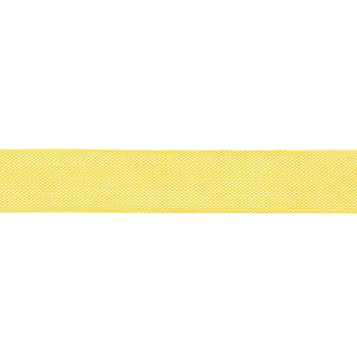Hug Snug 1/2'' Rayon Seam Binding Mimosa Yellow/100 YDS