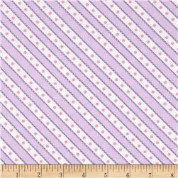 Moda Celebration Stripe Lavender