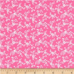 A Bundle of Pink Floral Pink