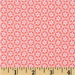 Captivate Daisy Dot Pink Chai