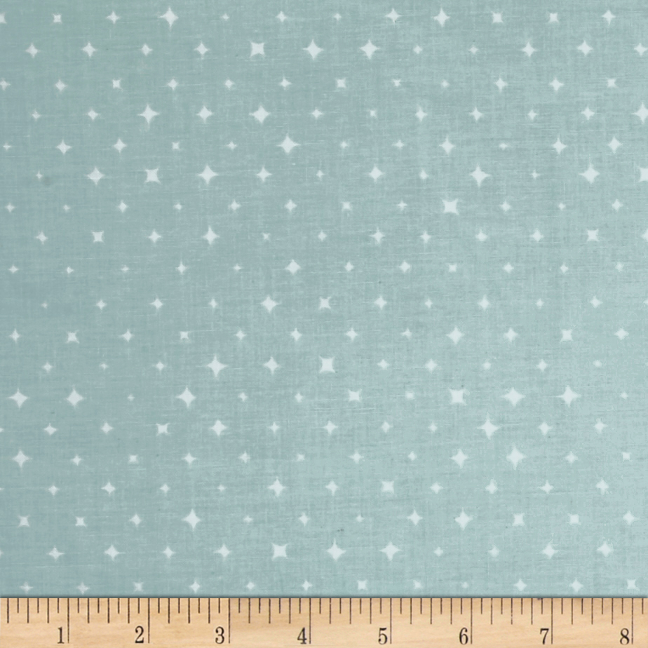Cloud 9 Orangics We Are All Stars Breeze Fabric by Cloud 9 in USA