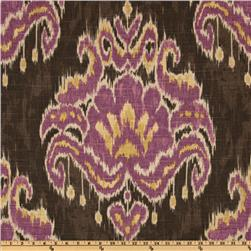 Home Accents Marreskesh Ikat Slub Dusk Fabric