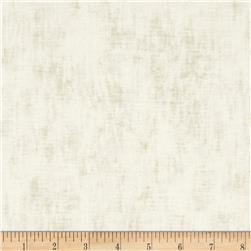Timeless Treasures Studio Brushed Linen Texture Ivory