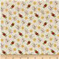 Aunt Grace Grid Yellow