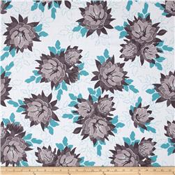 Riley Blake Desert Bloom Main Blue