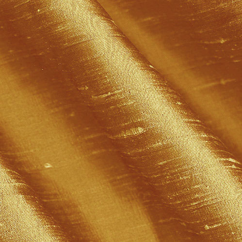 Image of Dupioni Silk Fabric Iridescent Bittersweet