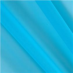 "120"" Sheer Voile Turquoise"