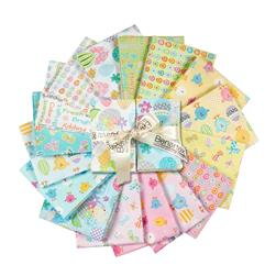Kanvas Some Bunny Loves You Fat Quarter Pack, 20 pcs.