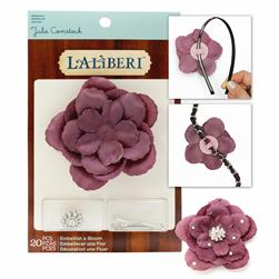 Laliberi Embellish A Bloom Kit Light Plum