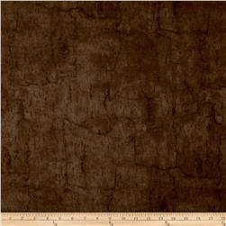 Moda Endangered Sanctuary Flannel Birch Bark Walnut
