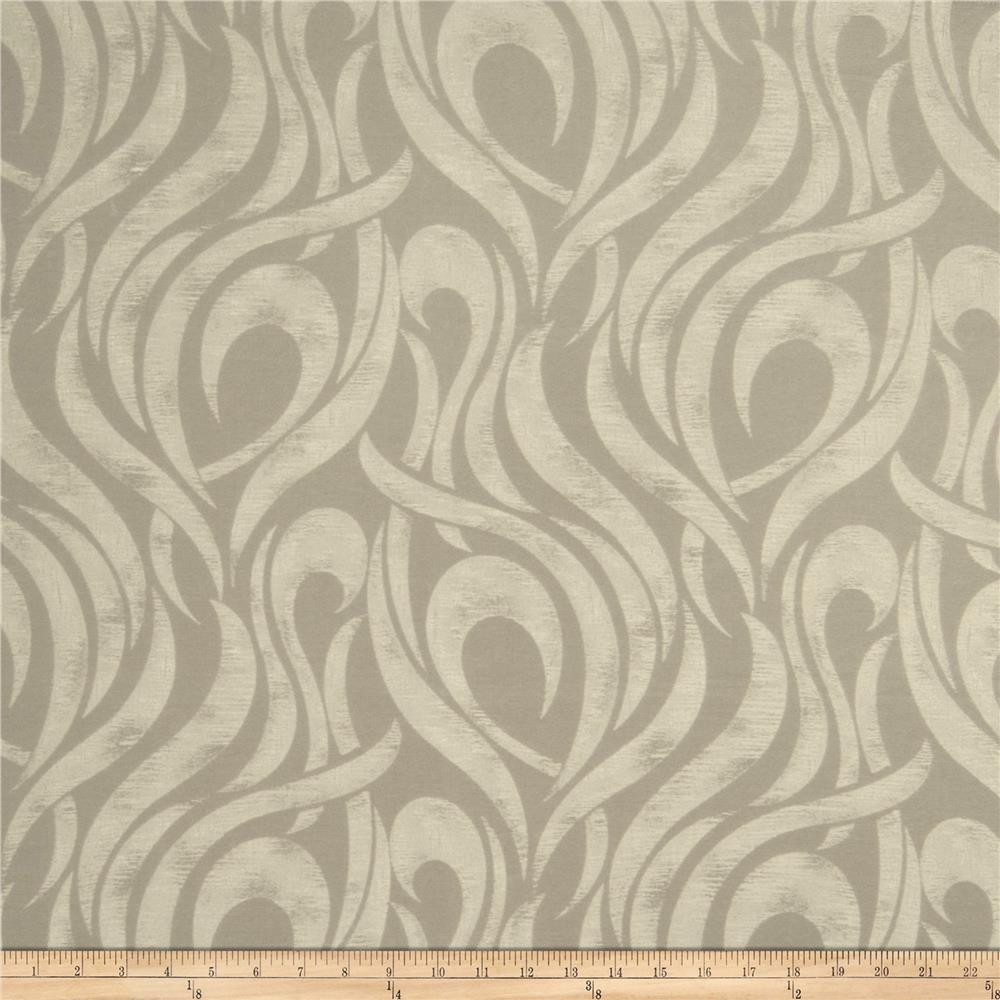 Fabricut Cafu Faux Silk Chinchilla