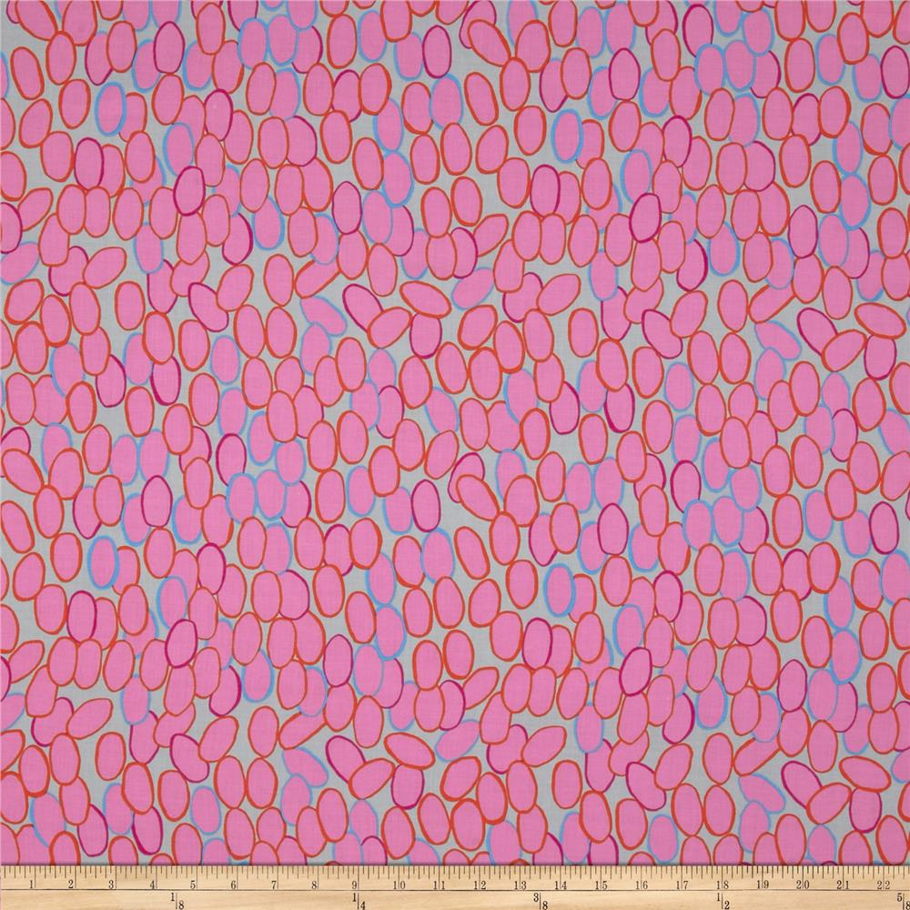 Kaffe Fassett Collective Labels Mauve