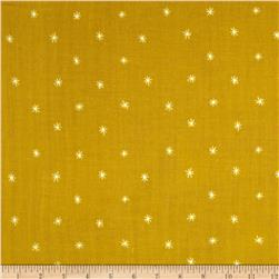 Cotton & Steel BeSpoke Cotton Double Gauze Spark Mustard