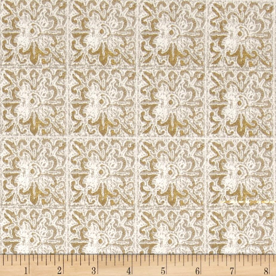 Earthtones 2 Lace Tilt Metallic Natural