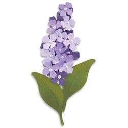 Sizzix Originals Die Flower, Build a Lilac Large