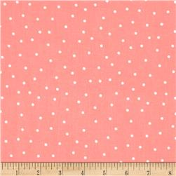 Nursery Camp Wee One Dot Coral