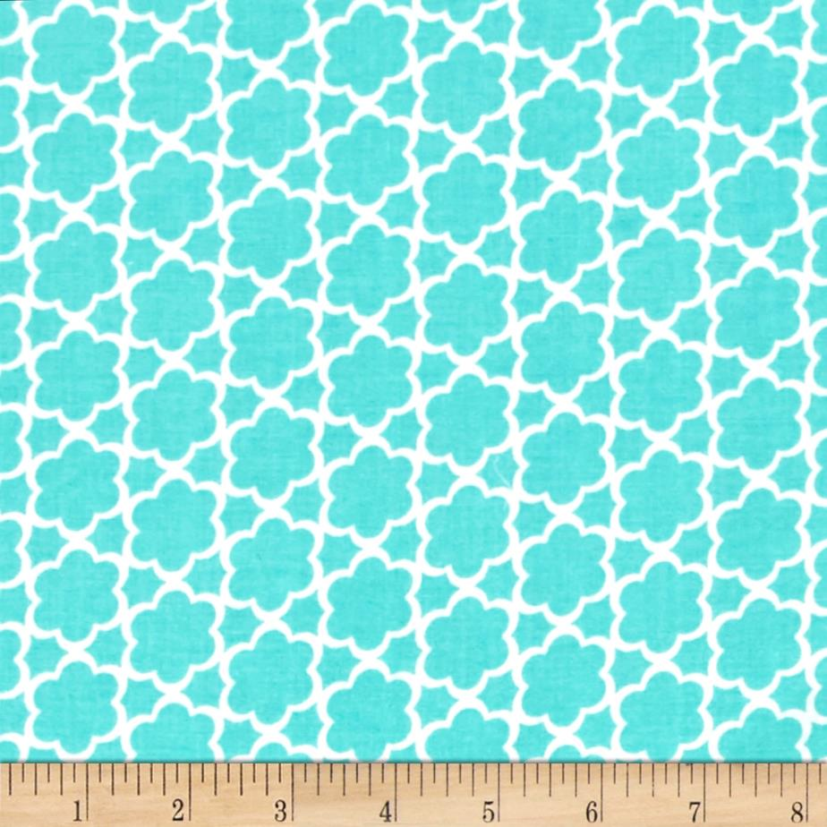 Chirpie Magee Flower Turquoise