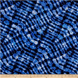 St. Maarten Swimwear Knit Blue/Black