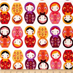 Kaufman Little Kukla Dolls Sweet