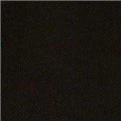 Washable Wool Solid Black