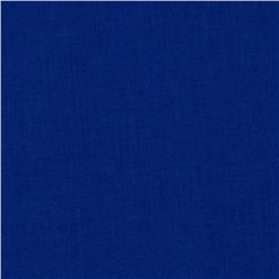 Michael Miller Cotton Couture Broadcloth Royal Fabric
